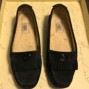 Ugg Suede Loafer in size 8 Narrow
